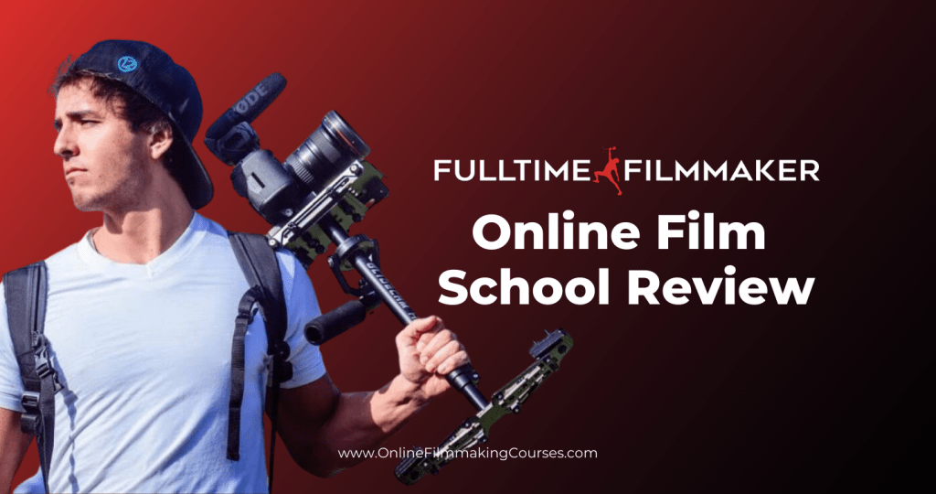 Learn Filmmaking with Full Time Filmmaker