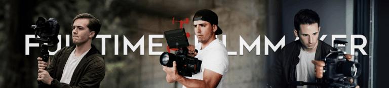 FullTimeFilmmaker Banner