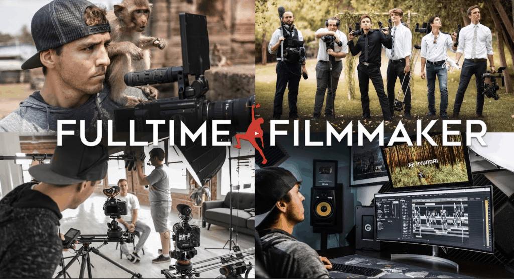 FullTimeFilmmaker Review Cover Image