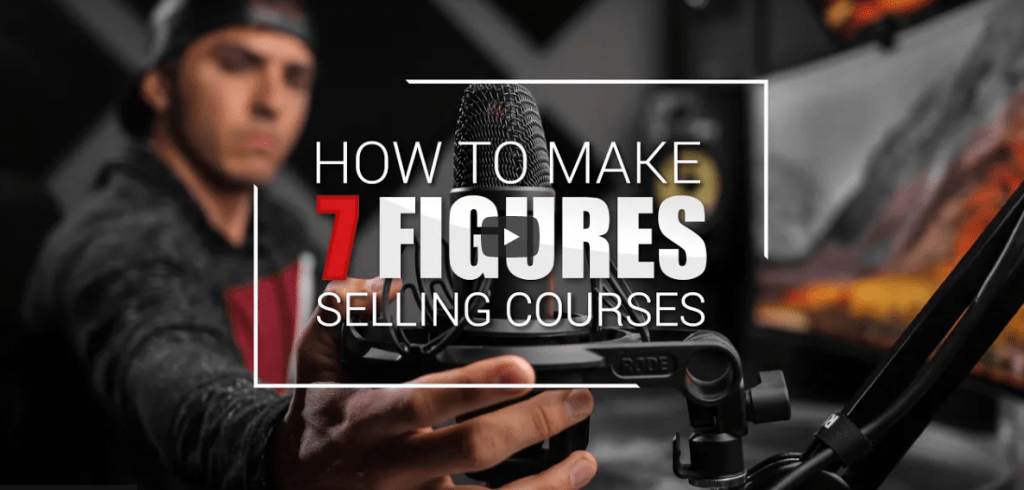 How to Make 7 Figures Selling Online Courses