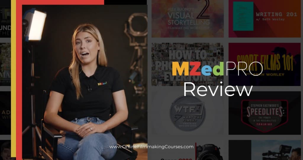 MZed Pro Review